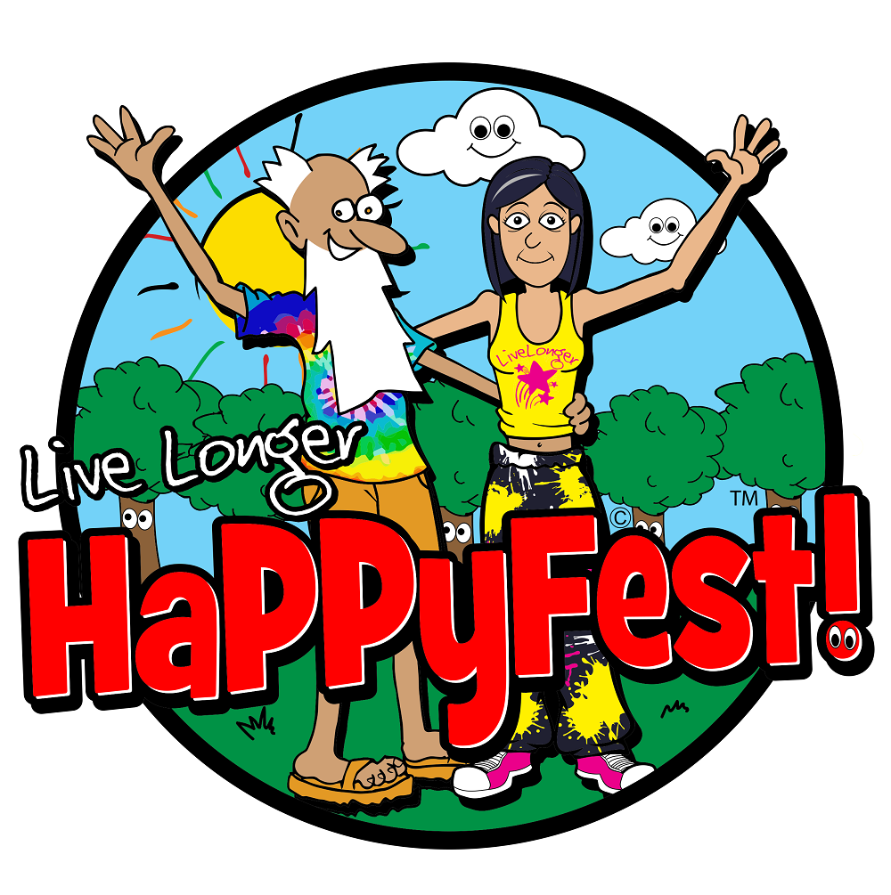 LiveLonger Happyfest